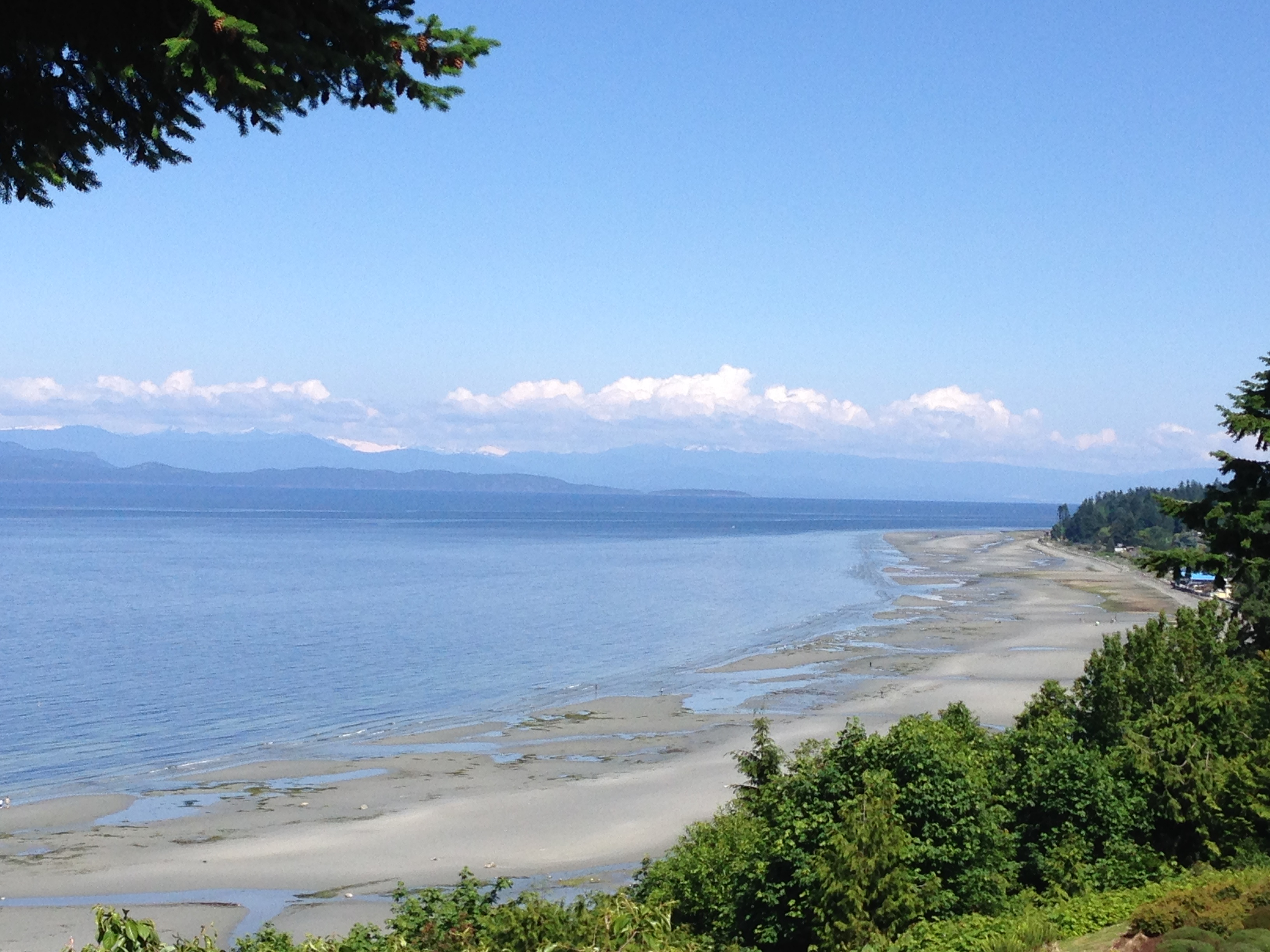QUALICUM'S BEACH TODAY
