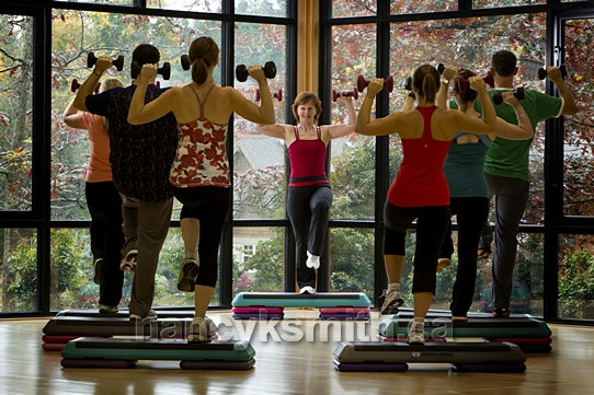 Photo of Fitness Class At Fairwinds Centre