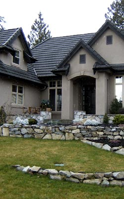 A typical BC home.