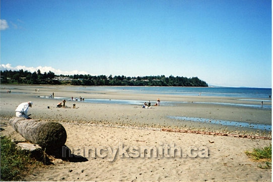 Photo of Parksville Beach Has The Warmest Ocean Waters In Canada