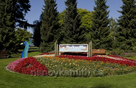 Photo of Parksville In Bloom