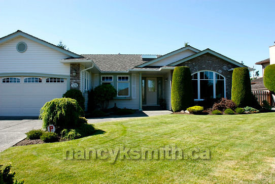 Photo of a Parksville, BC single family home