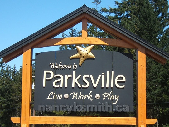 Parksville, British Columbia - Tom Whitfield REALTOR®